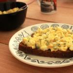 Recept voor eiersalade