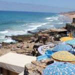 De grotten van Hercules in Tanger – Marokko