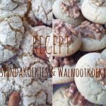 Recept: Marokkaanse Walnootkoekjes en Vliespindakoekjes