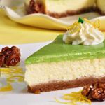 Recept: Yoghurttaart met kiwi-lemoncurd