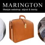Marington | lifestyle webshop