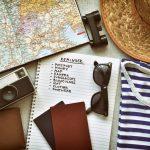 Vakantie checklist – wat meenemen op reis?