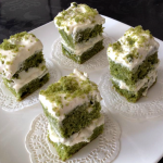 Recept: Turkse spinazie cake met slagroom