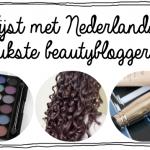 Lijst met Nederlands leukste beautybloggers