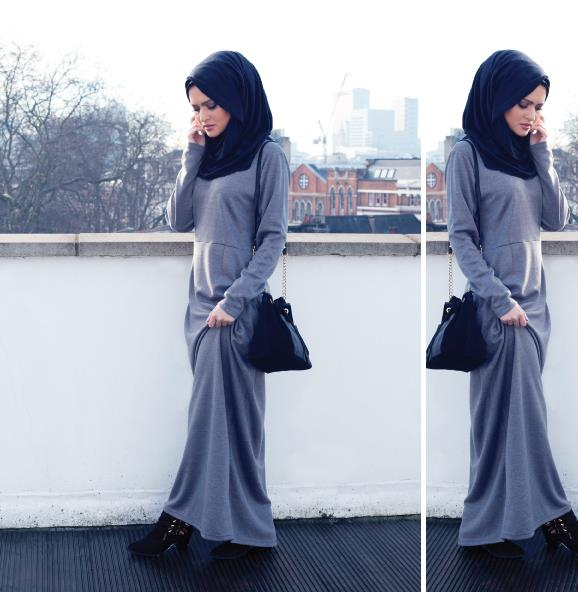 Hijab Kleding Style GU47 | Belbin.Info