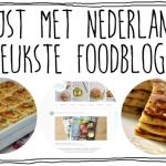 Lijst met Nederlands leukste foodblogs