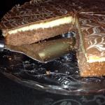 Recept: Chocolade kokoscake (Bounty cake)