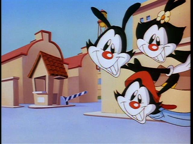the-animaniacs