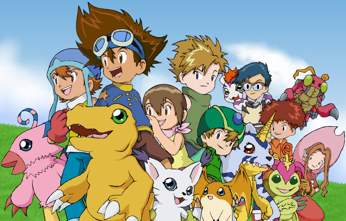 DIGIMON-ADVENTUR