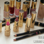 Nieuwe make-up Oriflame Giordani Gold 2015