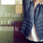 WIN! 2x shoptegoed t.w.v. €45 bij Moderood.nl