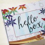 Unboxing Hello Box mei 2015