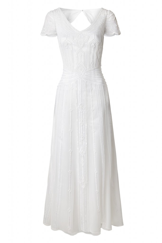 Frock and Frill_20s Phoebie White Embroidery Wedding Dress _108-50-14802_20141231_0012