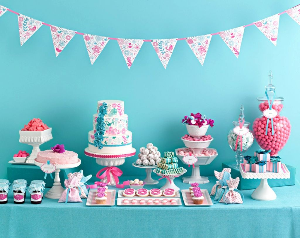 baby shower decoration ideas pictures food table decoration pictures