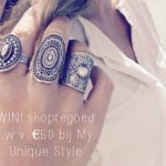 WIN! shoptegoed t.w.v. €50 bij My Unique Style