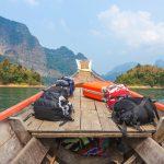 Thailand populairste bestemming om te backpacken