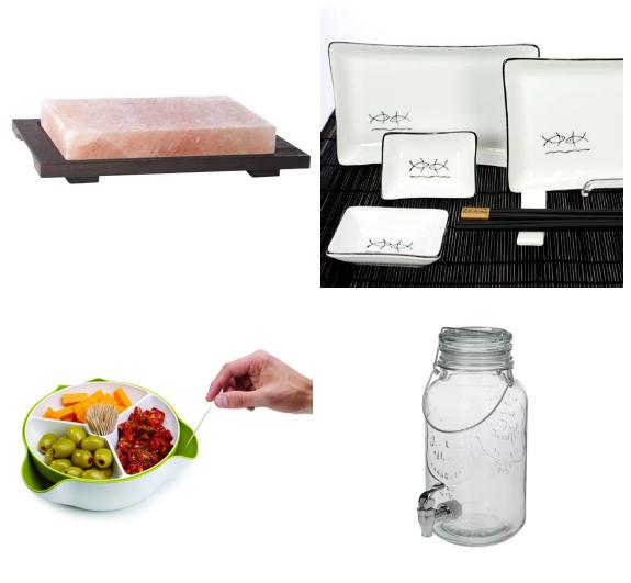 Keuken Cadeaus : EH Saptap Drank Dispenser Glas 5.5 liter . De Mason Jar sapkannen