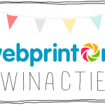 WIN! 3x tegoedbon voor Webprint.nl