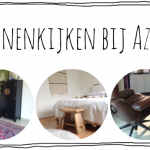 Binnenkijken bij Aziza