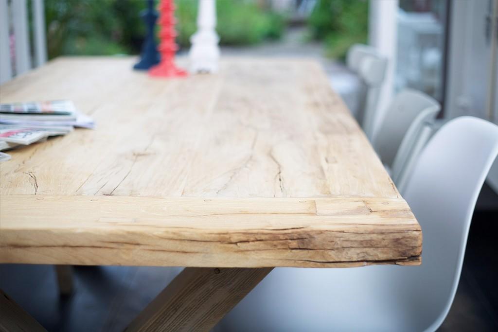 Eiken Tafel Schoonmaken : Tips voor het onderhouden van je houten tafel u womanistical