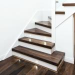 Verander je trap in een eyecatcher met LED trapverlichting