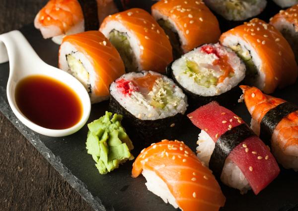 verschillende-soorten-sushi