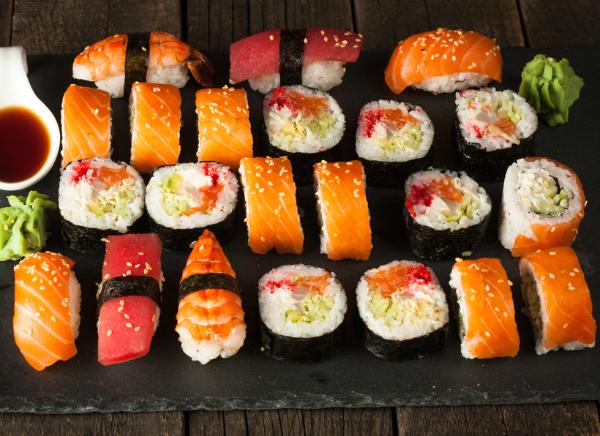 Verschillende soorten sushi welke zijn er womanistical for Welke woonstijlen zijn er