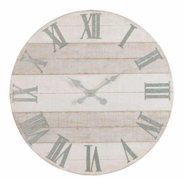 j-line-wandklok-gestreept-hout-635-cm