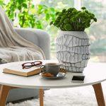 Style je woonkamer met een trendy salontafel