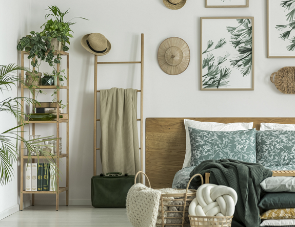 Wanddecoratie: wat te doen met een lege muur? – Womanistical