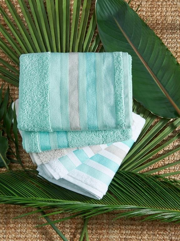 vandyck-handdoeken-blauw-groen