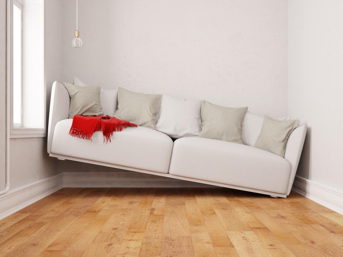 Zo laat je een kleine kamer groter lijken – Womanistical