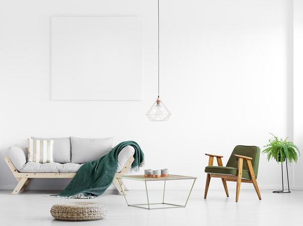 minimalistisch-woonkamer-kleur