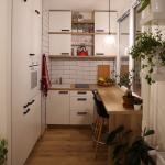 Tips om je kleine keuken groter te laten lijken