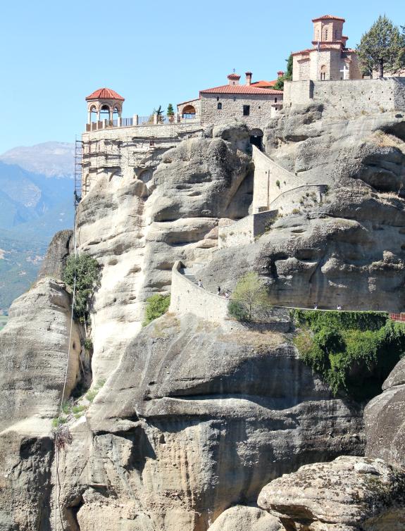 meteora-kloosters-griekenland