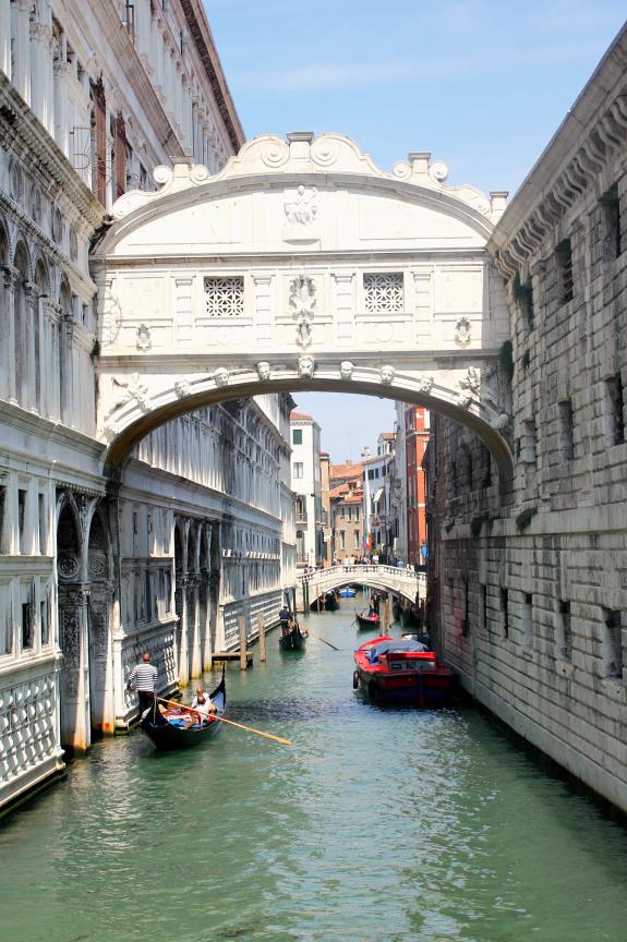 Ponte dei Sospiri Venetie