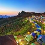 5x bijzonder kamperen in Thailand