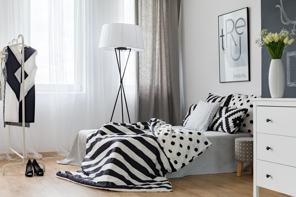 Goedkope Vloerbedekking Slaapkamer : Zo richt je je slaapkamer stijlvol en low budget in u womanistical
