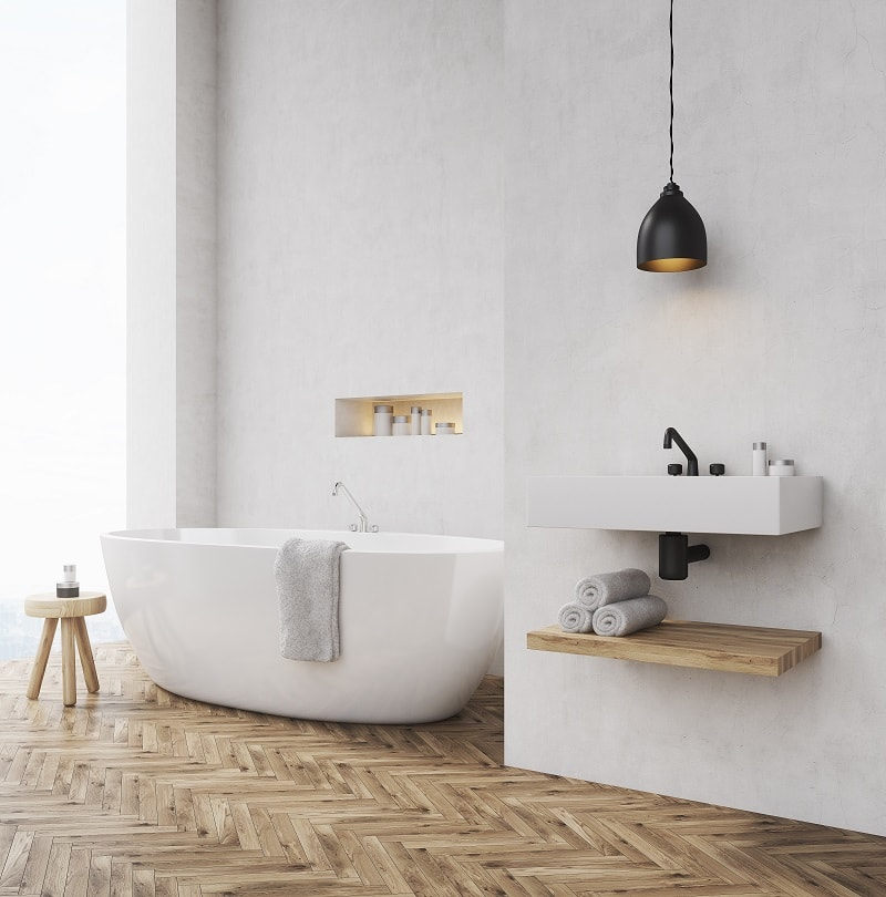 Verlichting in de badkamer: 6 handige tips – Womanistical